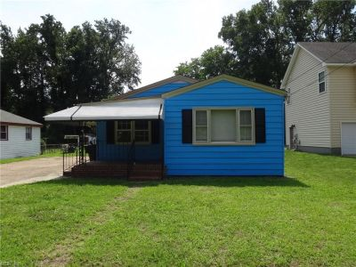 property image for 5907 Campbell Street PORTSMOUTH VA 23703