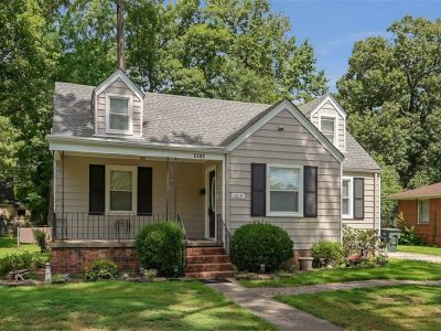 property image for 3618 Wedgefield Avenue NORFOLK VA 23502