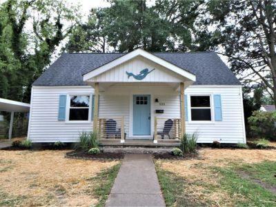 property image for 525 Burleigh Avenue NORFOLK VA 23505