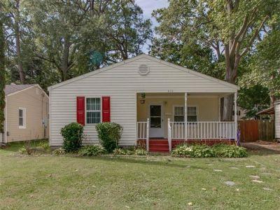 property image for 833 Brentwood Drive NORFOLK VA 23518