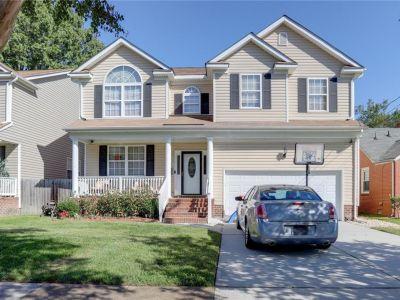 property image for 2616 Woodland Avenue NORFOLK VA 23504
