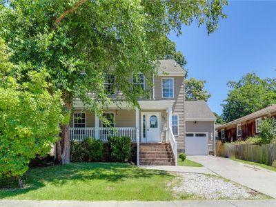 property image for 1622 Bourbon Avenue NORFOLK VA 23509
