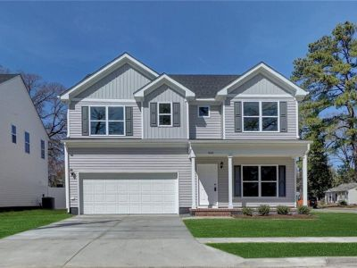 property image for 1247 Virgilina Avenue NORFOLK VA 23503