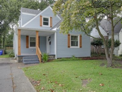 property image for 206 Burleigh Avenue NORFOLK VA 23505