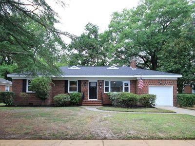 property image for 6343 Whittier Drive NORFOLK VA 23513