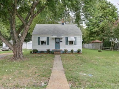 property image for 7 Davis Avenue NEWPORT NEWS VA 23601
