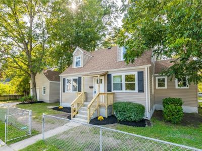 property image for 2975 Argonne Avenue NORFOLK VA 23509