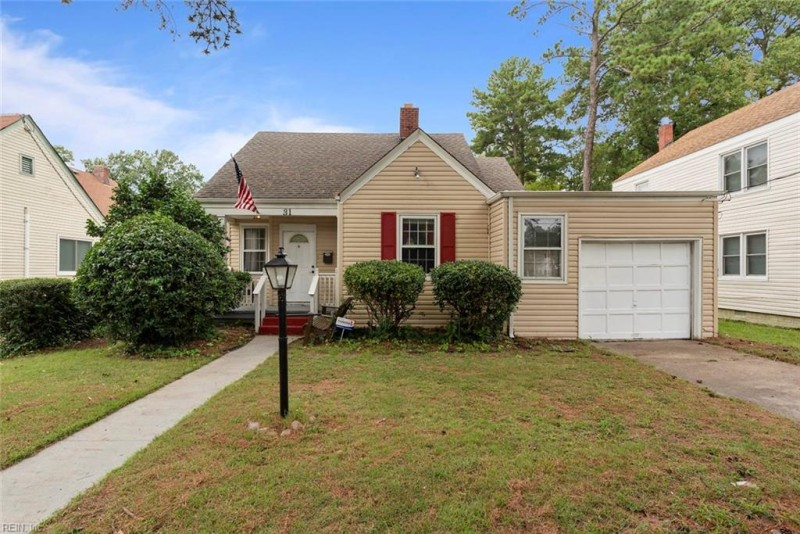 Photo 1 of 31 residential for sale in Portsmouth virginia