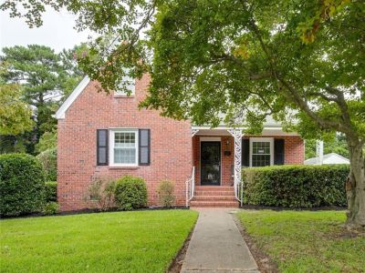 property image for 4816 ROBIN HOOD Road NORFOLK VA 23513
