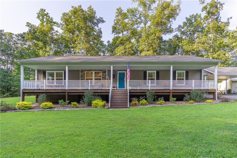 Photo 1 of 48 residential for sale in King William County virginia