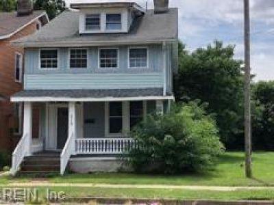 property image for 215 W 27th Street NORFOLK VA 23517