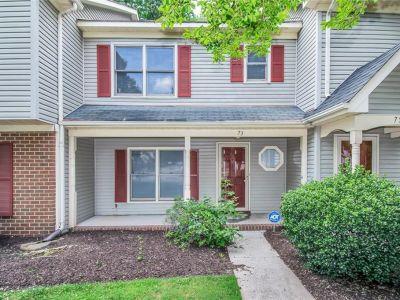 property image for 73 Hollis Wood Drive HAMPTON VA 23666