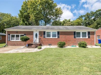 property image for 383 Nicewood Drive NEWPORT NEWS VA 23602