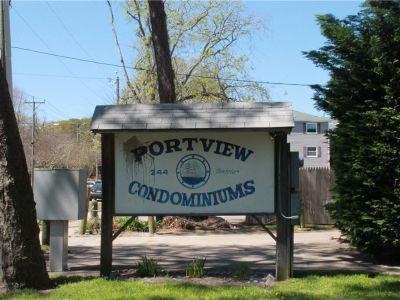 property image for 244 Portview Avenue NORFOLK VA 23503