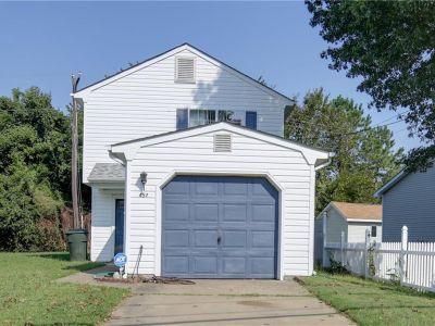 property image for 457 North Avenue NEWPORT NEWS VA 23601