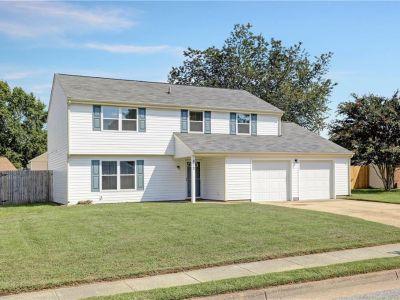 property image for 812 Stony Drive Drive NEWPORT NEWS VA 23608