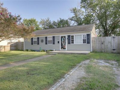 property image for 1812 Bancroft Drive HAMPTON VA 23663