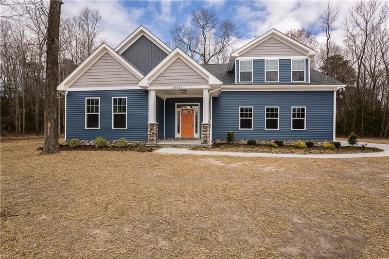 Photo 1 of 34 residential for sale in Poquoson virginia