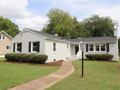property image for 48 Boxwood Street HAMPTON VA 23669