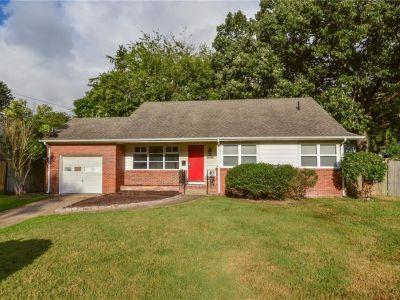 property image for 7421 Gardner Drive NORFOLK VA 23518