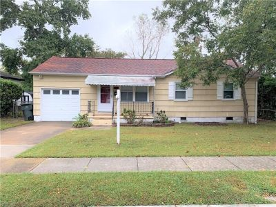 property image for 4531 Dora Circle NORFOLK VA 23513