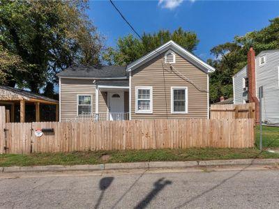 property image for 1128 FAYETTE Street PORTSMOUTH VA 23704