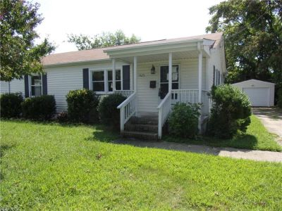 property image for 1523 Armistead Avenue HAMPTON VA 23666