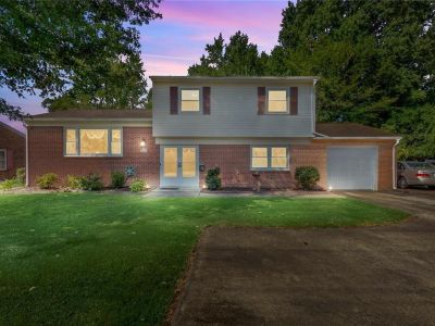 property image for 2215 Armistead Avenue HAMPTON VA 23666