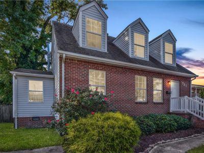 property image for 731 Marvin Avenue NORFOLK VA 23518