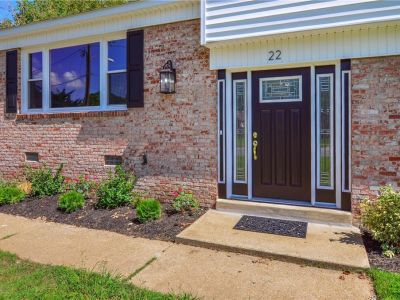 property image for 22 Bohnert Drive HAMPTON VA 23666