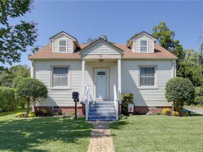 property image for 21 Cavalier Road HAMPTON VA 23669