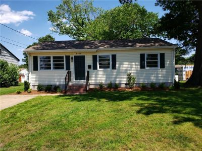 property image for 8402 Orcutt Avenue HAMPTON VA 23605