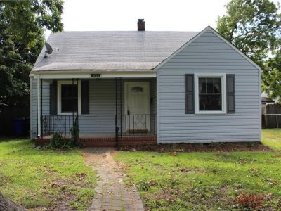 property image for 4723 Woolsey Street NORFOLK VA 23513