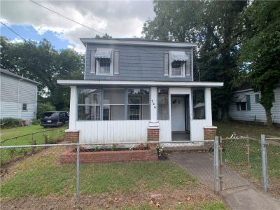property image for 726 32nd Street NEWPORT NEWS VA 23607