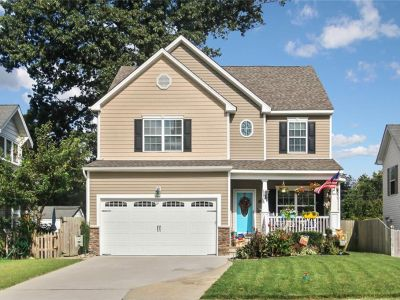 property image for 9505 Selby Place NORFOLK VA 23503