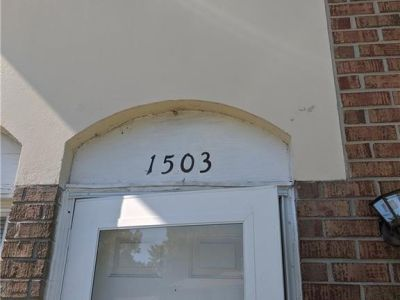 property image for 1503 Darren Circle PORTSMOUTH VA 23701