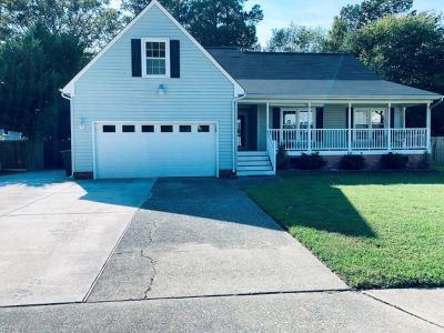 property image for 13 Woodsman Road HAMPTON VA 23666