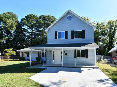 property image for 7408 Oakmont Drive NORFOLK VA 23513