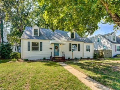 property image for 10 Greenbrier Road PORTSMOUTH VA 23707