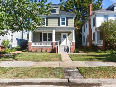 property image for 160 Columbia Avenue HAMPTON VA 23669