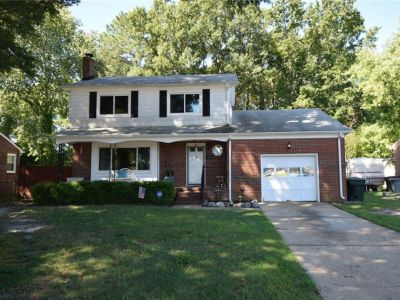 property image for 411 Yale Drive HAMPTON VA 23666