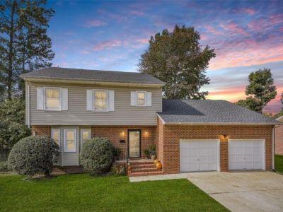 property image for 226 Woodbury Forrest Drive HAMPTON VA 23666