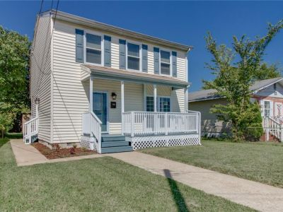 property image for 205 Webster Street HAMPTON VA 23663