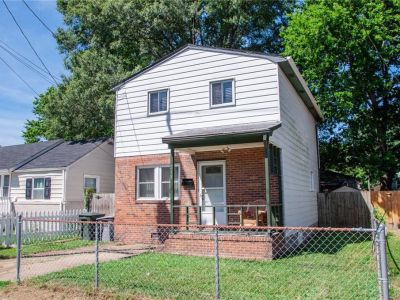 property image for 218 Taylor Avenue HAMPTON VA 23663