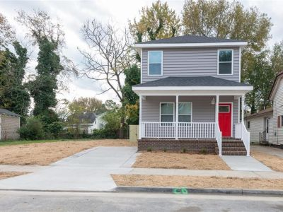 property image for 27 Hobson Street PORTSMOUTH VA 23704
