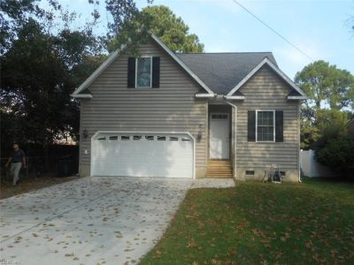 property image for 17 OLD FOX HILL Road HAMPTON VA 23669