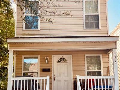 property image for 1310 Commerce Avenue CHESAPEAKE VA 23324