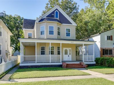 property image for 413 Newport News Avenue HAMPTON VA 23669