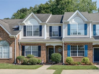property image for 434 Lake Circle CHESAPEAKE VA 23322