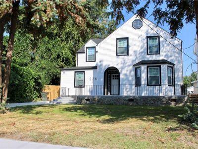 property image for 226 Queen Street HAMPTON VA 23669